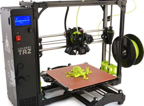 Lulzbot TAZ 6 3D - Printer - RANCH